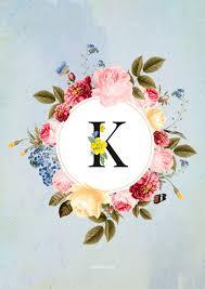 اجمل خلفيات حرف k