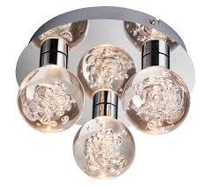 light flush bathroom ceiling light