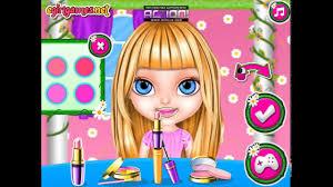 tinkerbell makeup games