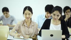 Asian University Life Concept. Group Arkivvideomateriale (100 %  royaltyfritt) 32097208 | Shutterstock