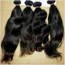 indian human hair at rs 1200 pack
