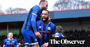Fa Cup | Rochdale veteran Aaron Wilbraham takes Newcastle to FA Cup replay  - Rochdale