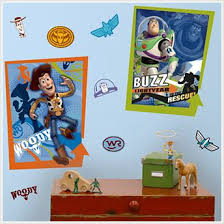 Buzz Woody Giant Wall Decals 17 49 Roommatespeelandstick Com Disney Wall Decals Kids Wall Decals Big Wall Stickers