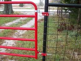 Fully Adjustable Farm Gate Hindges Farmer Made In America