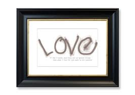 love quotes framed prints wallartdirect co uk