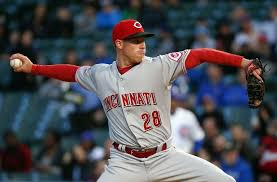 Reds pitcher Anthony DeSclafani to start Saturday at Parkview Field