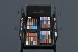 mac 24 color eyeshadow palette mac