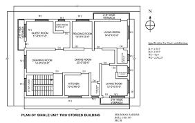 draw building floor plan by msadiq990