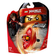 LEGO Ninjago Kai Spinjitzu Master 70633 - £10.00 - Hamleys for Toys and  Games