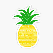 Psych Stickers Redbubble