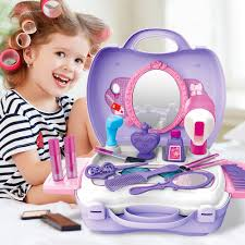 makeup set cosmetic beauty salon toy