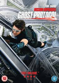Mission Impossible: Ghost Protocol [DVD]: Amazon.co.uk: Tom Cruise ...