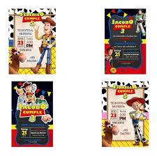 Invitaciones De Toy Story 4 Con Forky Samyysandra Com