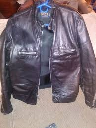 buco leather jacket large for in