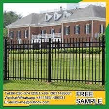 Allentown Wrought Iron Fence Panels Harrisburg Modern Metal Fencing Panels Global Sources