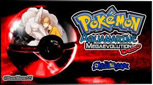 Especial Pokémon Aquamarine Megaevolution Demo - YouTube