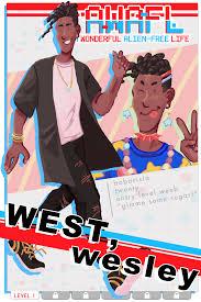 AWAFL | Wesley West by canndrew on DeviantArt