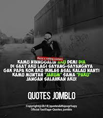 quotes jomblo jomblo zhott facebook