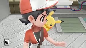 Pokemon Let's Go Pikachu Download APK