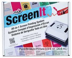 screenit easy diy screen printing