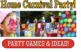 top 10 carnival theme party games for