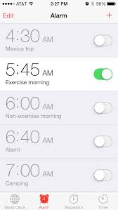 as your alarm sound on your iphone