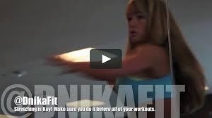 DnikaFit Stretching on Vimeo
