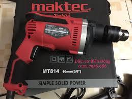 Máy khoan điện Maktec MT814 (MT814KSP), Giá tháng 9/2020