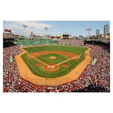 Boston Red Sox Fathead Fenway Park Giant Removable Wall Decal