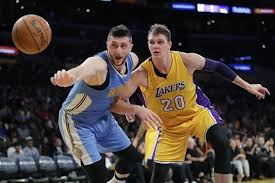 Timofey Mozgov Injury: Updates on Lakers Center's Tailbone and Return |  Bleacher Report | Latest News, Videos and Highlights