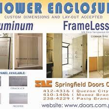 shower enclosure glass dialadoor