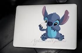 Stitch Decal Sticker Skin Decals Stickers For Macbook Pro Air 13 15 17 Inch St Ebay