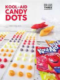 kool aid candy dots how to make candy