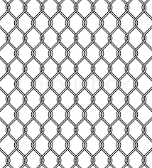 Vector Chain Link Fence Texture On Stock Vector Colourbox