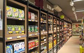 Scaffali per supermercati: allestire punto vendita con soluzioni ...