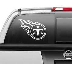 Tennessee Titans Window Sticker Vinyl Decal Any Size Any Color Ebay