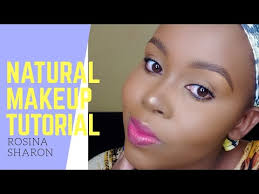 natural makeup tutorial for beginners