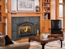 gas ventless gas fireplace