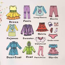 Amazon Com Nuobesty Dresser Clothing Decal Girl Dresser Sort Sticker Clothing Labels For Home Bedroom Decoration Baby