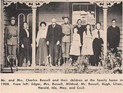 Elizabeth Ada Russell Keeling (1885-1930) - Find A Grave Memorial