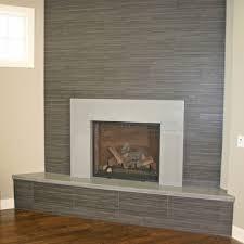 smooth stucco wall modern fireplaces