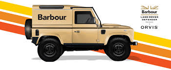 barbour defender sweepstakes
