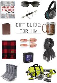his hers holiday gift guide erin spain