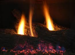 switching to a gas fireplace