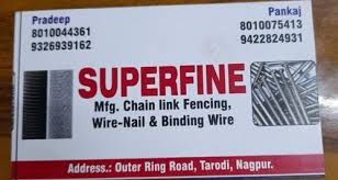Wire Nail Chain Link Fencing Manufacturer From Nagpur