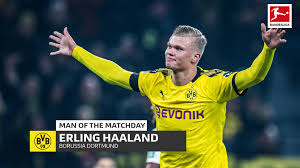 Bundesliga   Erling Haaland: MD19's Man of the Matchday and ...