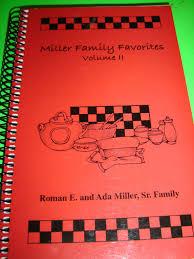 Miller Family Favorites Volume 11 Roman E. & Ada Miller, Sr ...