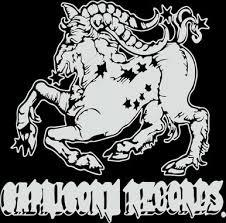 Capricorn Records Decal Sticker
