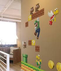 Nintendo Donkey Kong Super Mario Bros Wall Decal