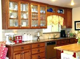 kitchen furniture cool glass doors for